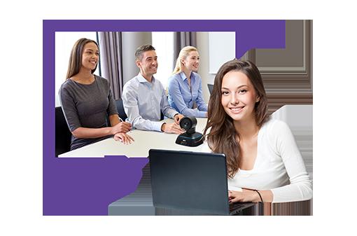 Le choix idéal pour les petites salles de réunion